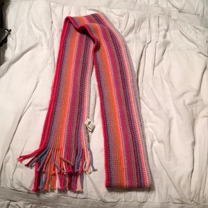 Old Navy multicolored scarf
